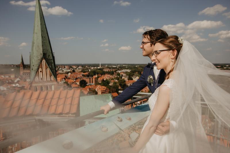 Christin & Steve Hochzeit in Lüneburg
